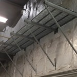 Sikla/Unistrut Wall Mount