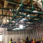 X-Ray Installation by Unistrut Midwest