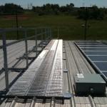 Solar Roofwalk