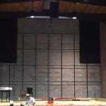 Unistrut Ceiling Grid for Stage Lighting