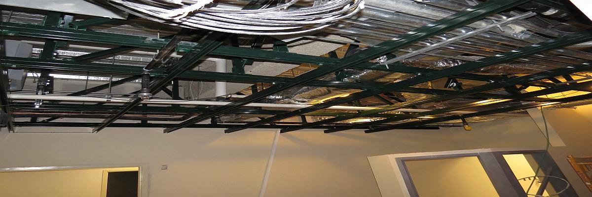 Unistrut Universal Grid Support- Siemens