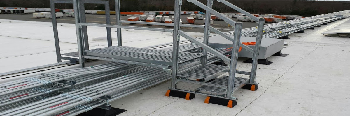 Unistrut Crossovers And Access Platforms Unistrut Midwest