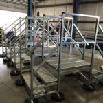 Unistrut Pre-Fabricated Crossovers